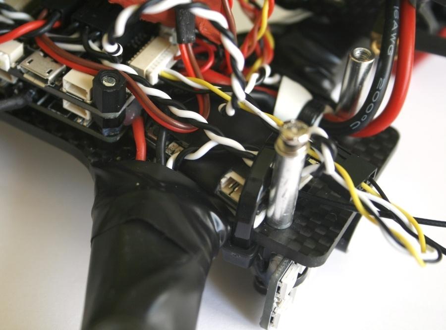 Гоночный FPV-дрон своими руками (часть 1) — сборка - 10