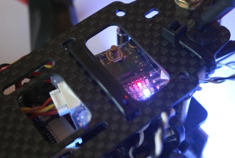 Гоночный FPV-дрон своими руками (часть 1) — сборка - 11