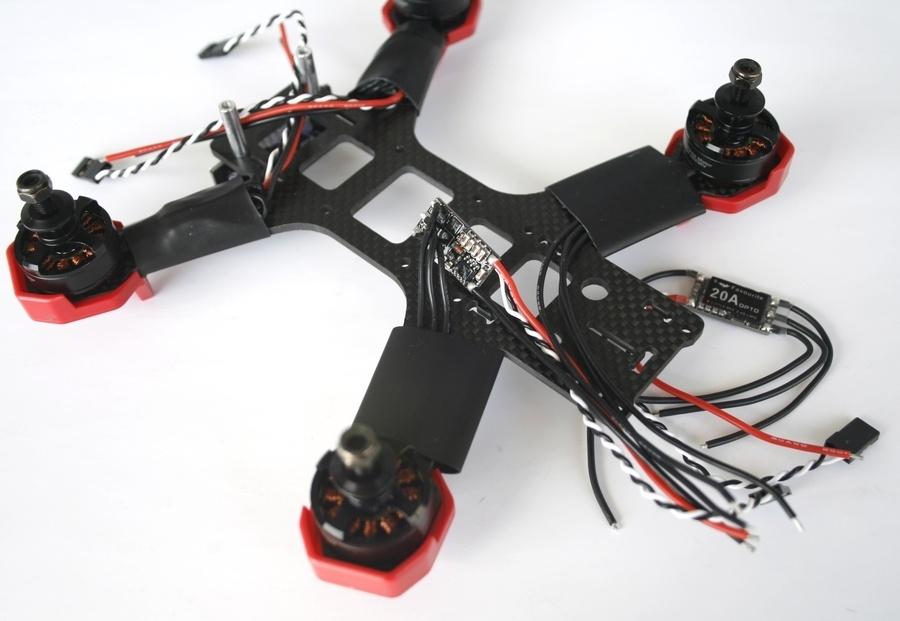 Гоночный FPV-дрон своими руками (часть 1) — сборка - 3