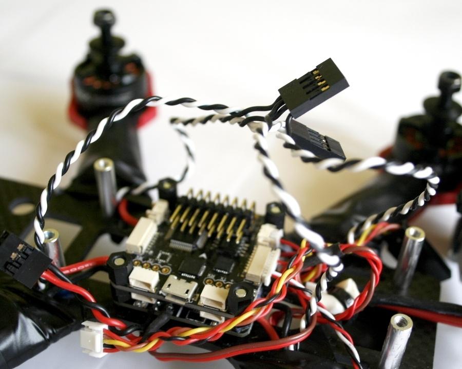 Гоночный FPV-дрон своими руками (часть 1) — сборка - 6