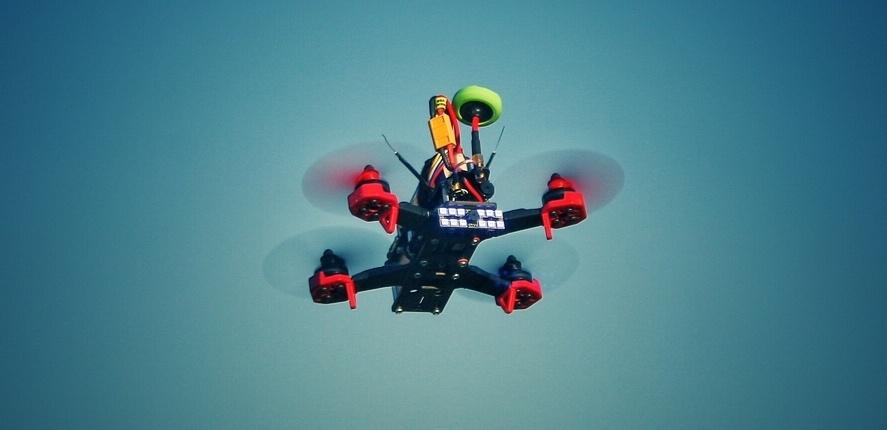 Гоночный FPV-дрон своими руками (часть 1) — сборка - 1