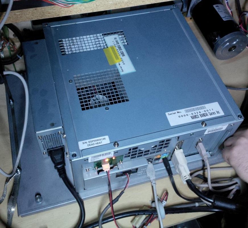 Dead Heat Arcade PC