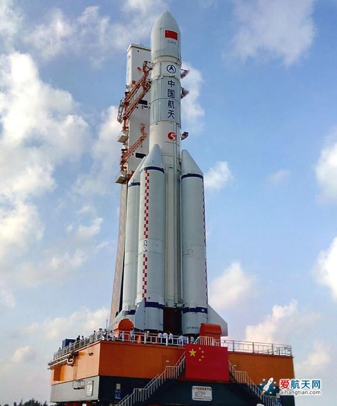 Новое семейство ракет-носителей Китая - 12