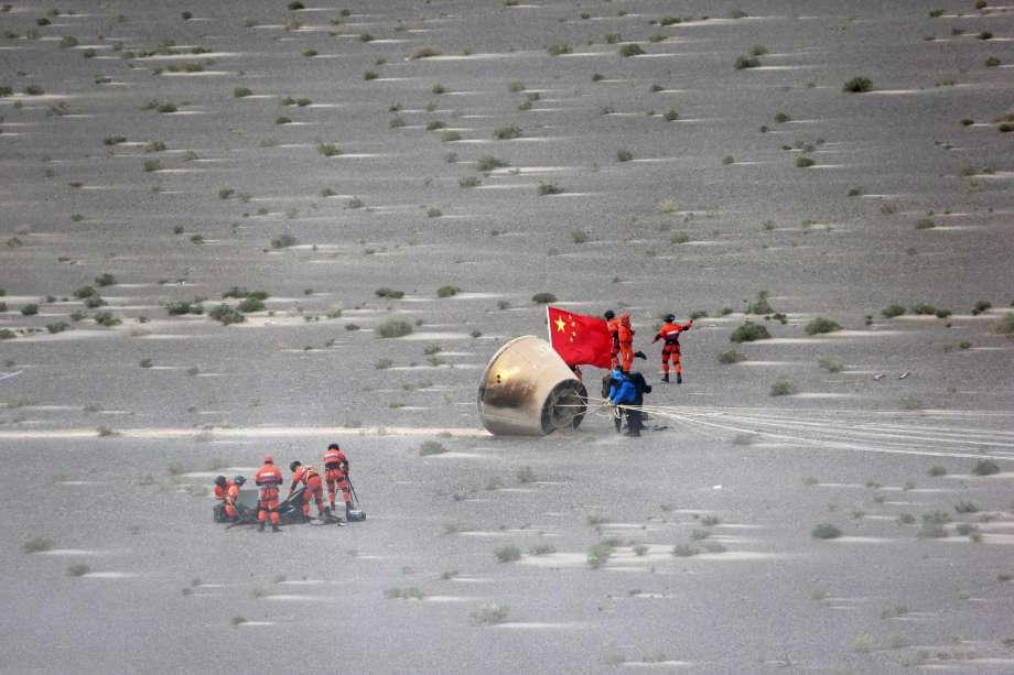 Новое семейство ракет-носителей Китая - 13