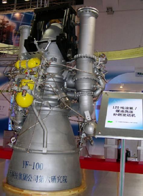 Новое семейство ракет-носителей Китая - 4
