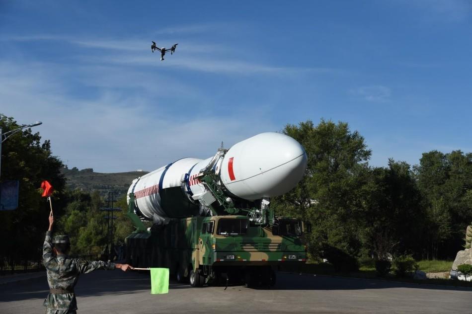 Новое семейство ракет-носителей Китая - 6