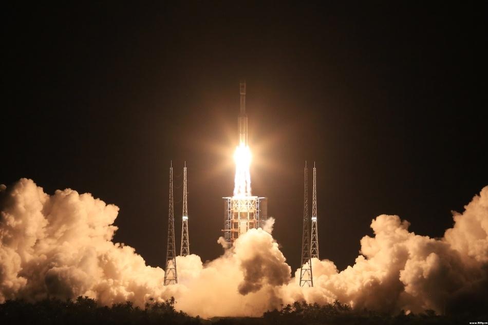 Новое семейство ракет-носителей Китая - 1