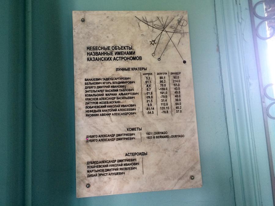 Обсерватория Энгельгардта и планетарий КФУ - 15