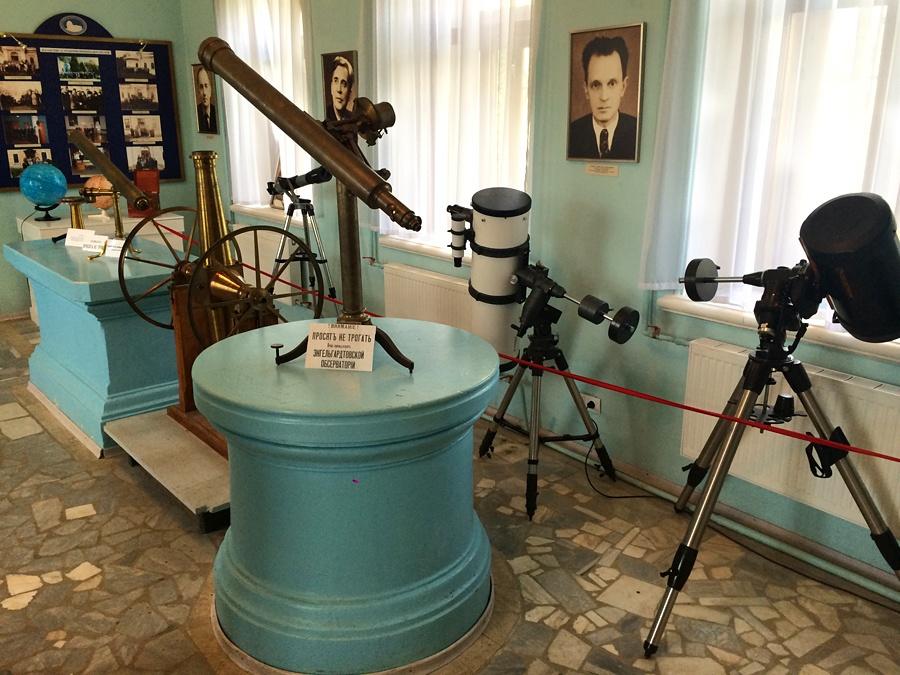 Обсерватория Энгельгардта и планетарий КФУ - 16