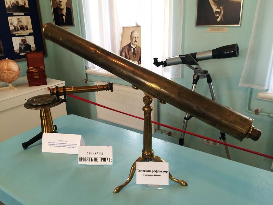 Обсерватория Энгельгардта и планетарий КФУ - 18