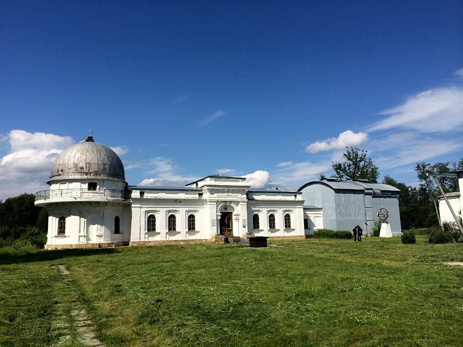 Обсерватория Энгельгардта и планетарий КФУ - 2