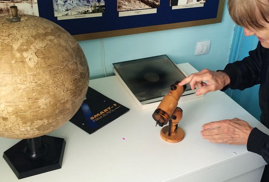 Обсерватория Энгельгардта и планетарий КФУ - 21