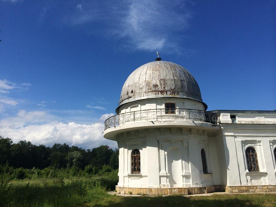 Обсерватория Энгельгардта и планетарий КФУ - 22