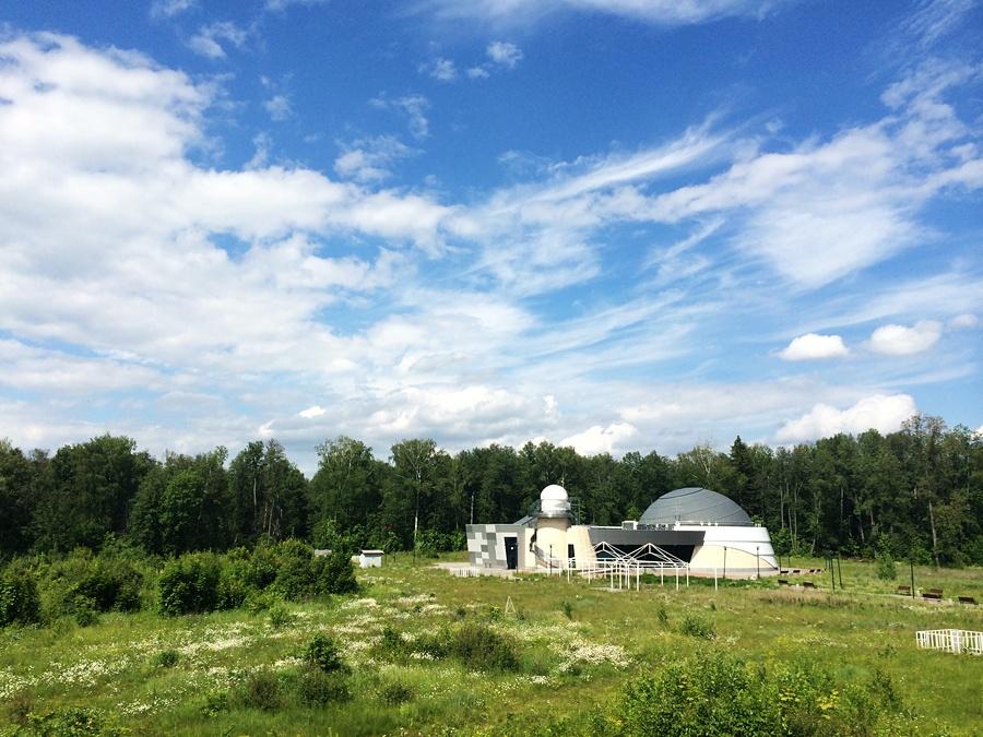 Обсерватория Энгельгардта и планетарий КФУ - 27