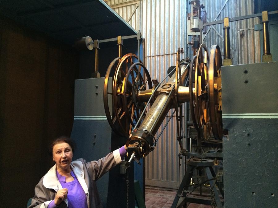 Обсерватория Энгельгардта и планетарий КФУ - 28