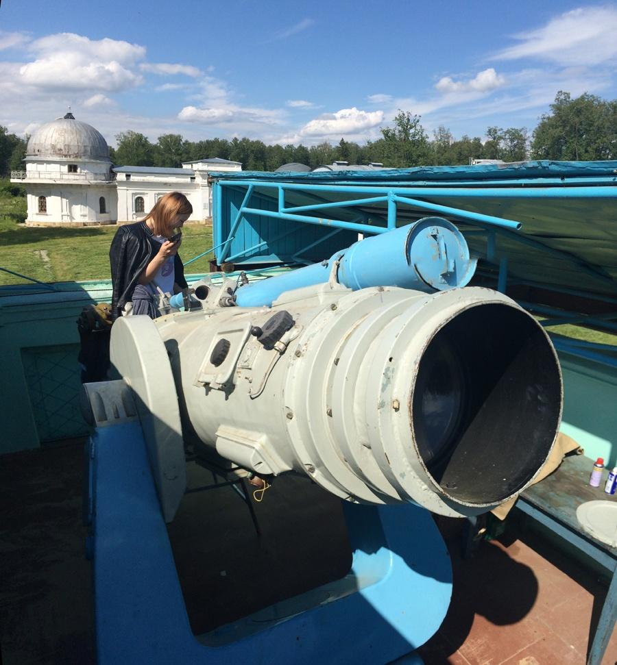 Обсерватория Энгельгардта и планетарий КФУ - 35