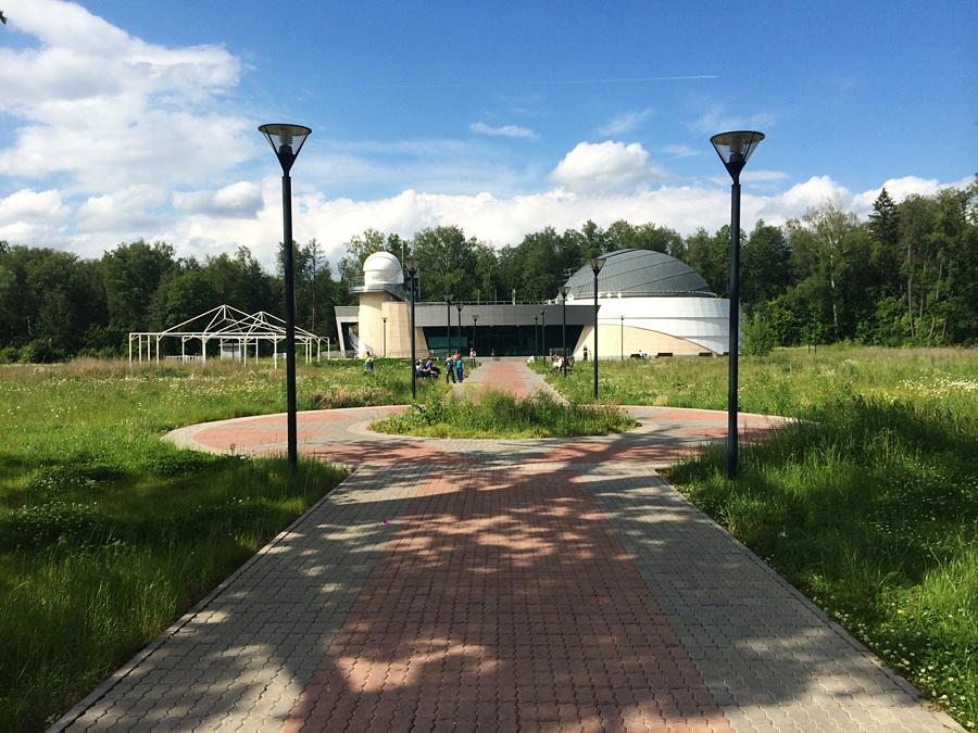 Обсерватория Энгельгардта и планетарий КФУ - 42