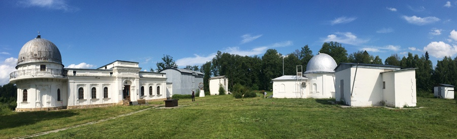 Обсерватория Энгельгардта и планетарий КФУ - 5