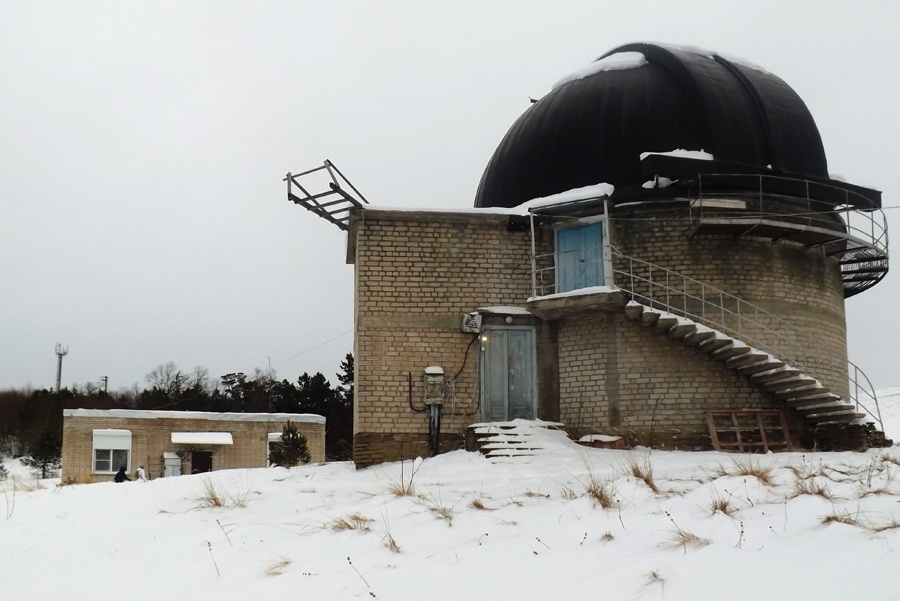 Обсерватория Энгельгардта и планетарий КФУ - 7