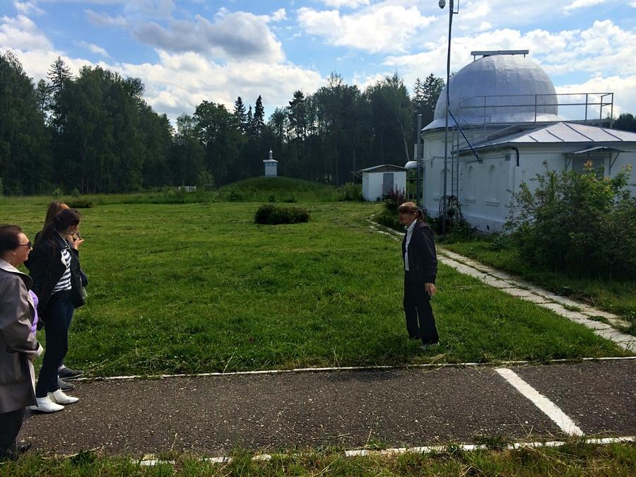 Обсерватория Энгельгардта и планетарий КФУ - 9