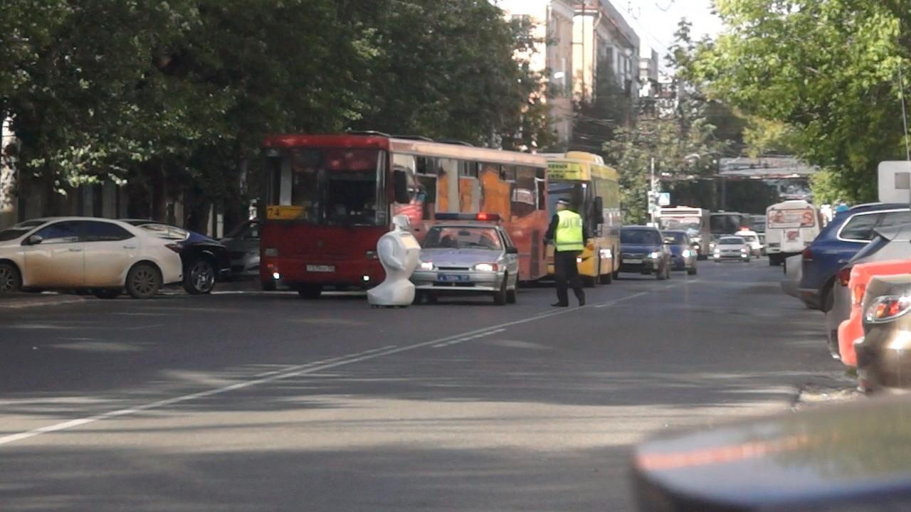 Самообучаемый российский робот IR77 опять «сбежал» на свободу - 2