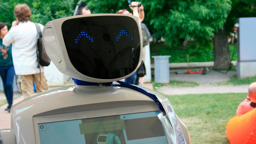 Самообучаемый российский робот IR77 опять «сбежал» на свободу - 4