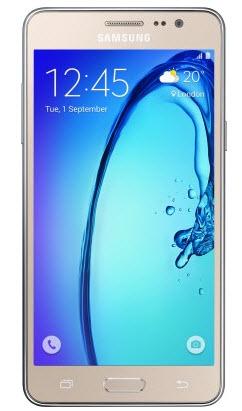 Второе поколение смартфона Samsung Galaxy On5 на подходе
