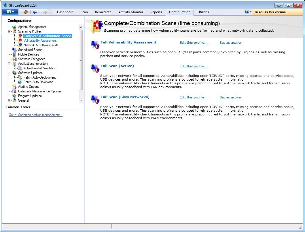 GFI LanGuard — виртуальный консультант по безопасности - 9