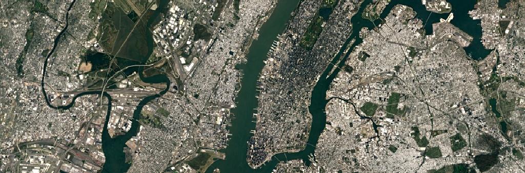 Google значительно повысила качество спутниковых карт - 2