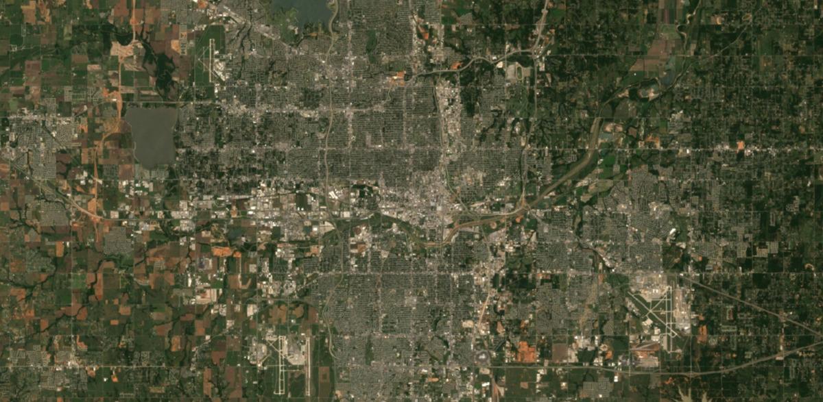 Google значительно повысила качество спутниковых карт - 6