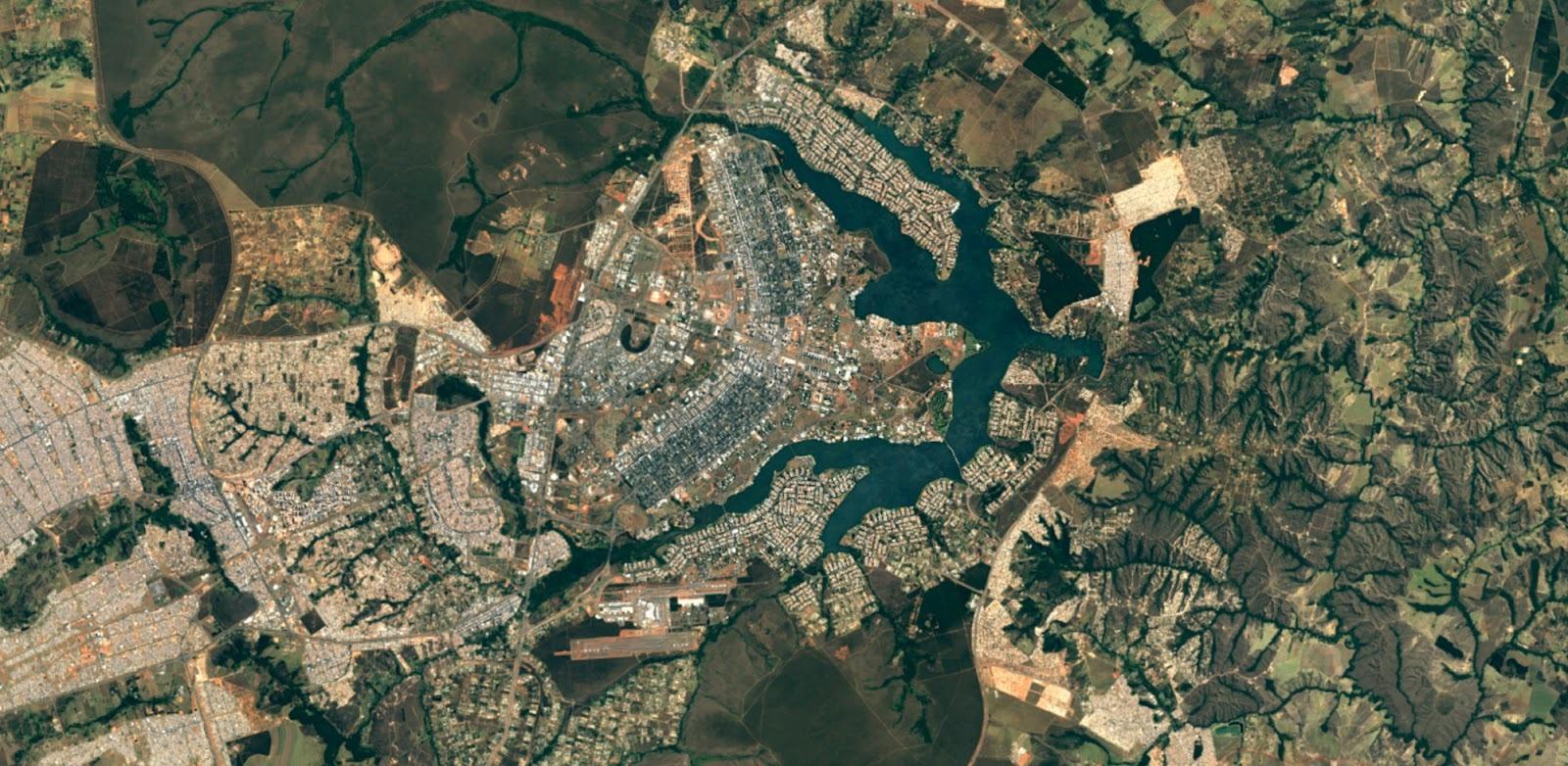 Google значительно повысила качество спутниковых карт - 9