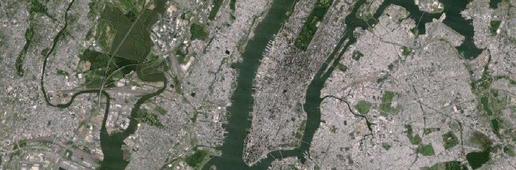 Google значительно повысила качество спутниковых карт - 1