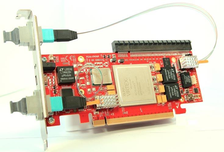 У PLDA готова платформа для разработчиков, желающих использовать PCIe 4.0