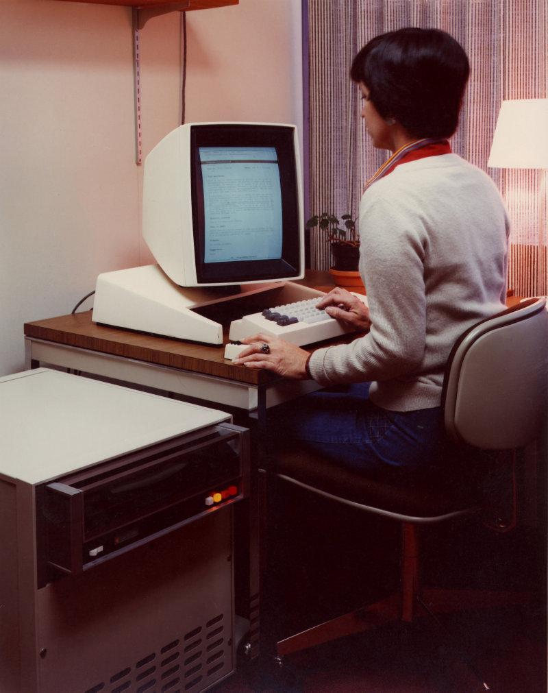 Xerox Alto: первый в мире ПК с Ethernet и лазерным принтером - 4