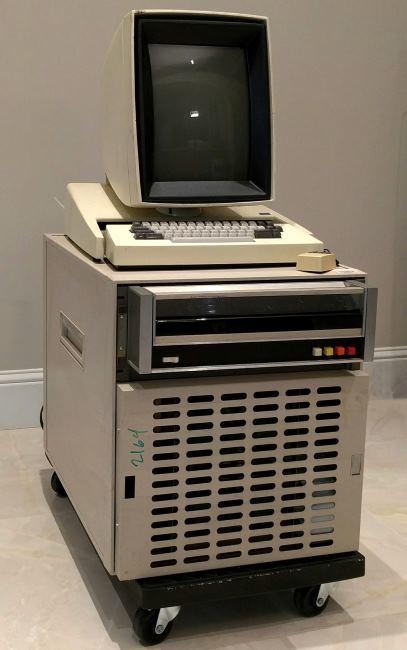 Xerox Alto: первый в мире ПК с Ethernet и лазерным принтером - 1