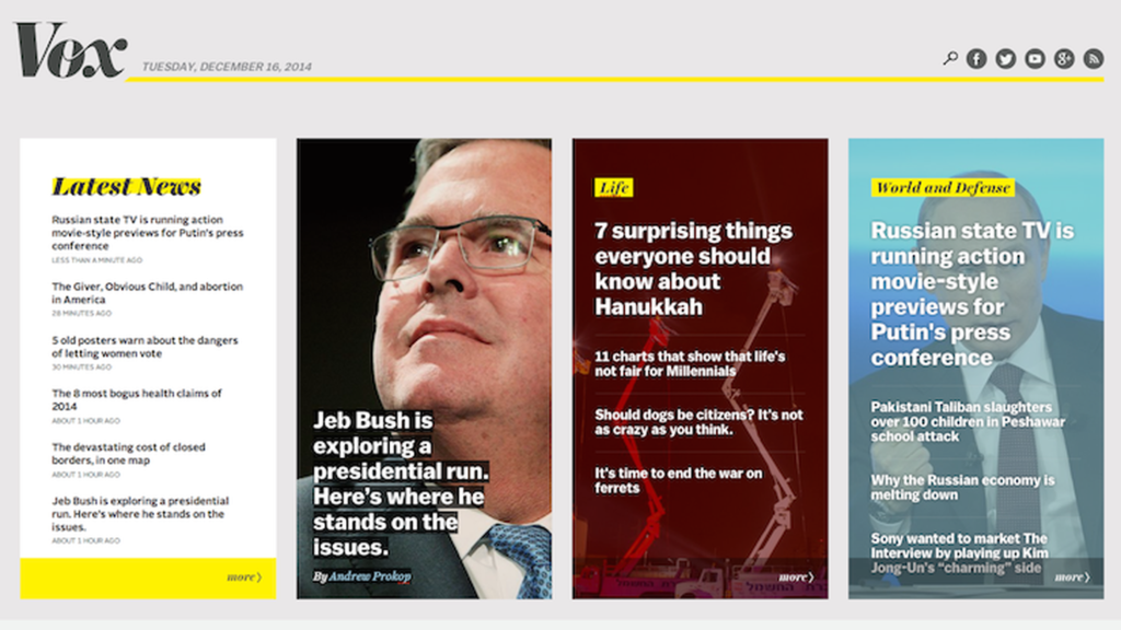 Algorithmic design: How Vox picks a winning layout out of thousands
