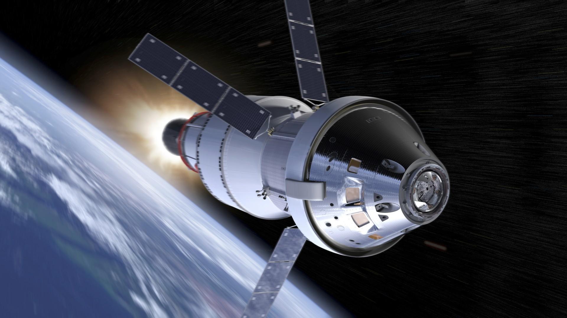 Финальные испытания ускорителя SLS: прямая трансляция - 6