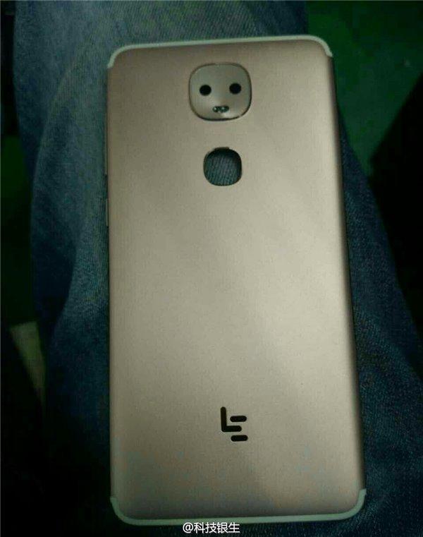 Флагманский смартфон LeEco будет оснащен сдвоенной камерой