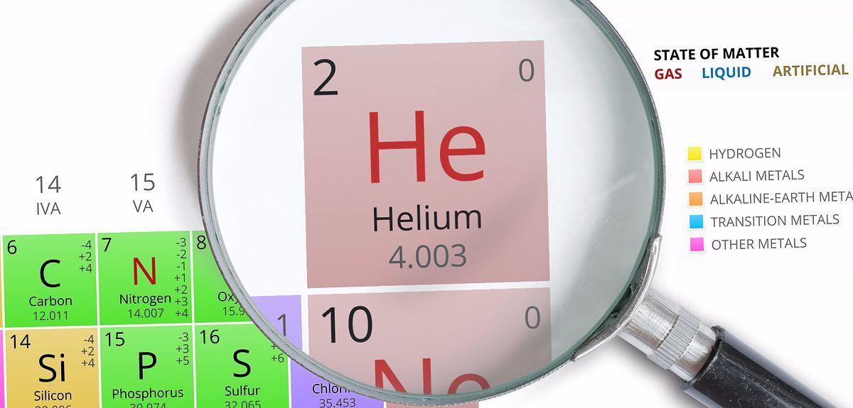 Новый научный метод помог найти большое месторождение гелия - 2