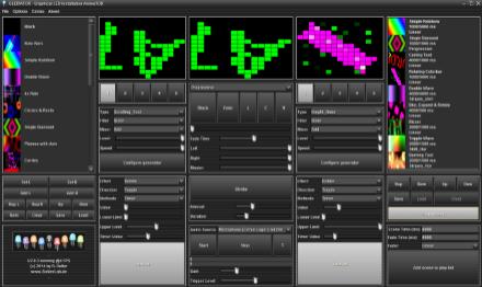 Проект за пару дней: большой дисплей из светодиодных лент - 10