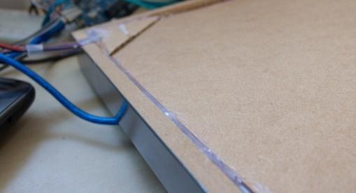 Проект за пару дней: большой дисплей из светодиодных лент - 9