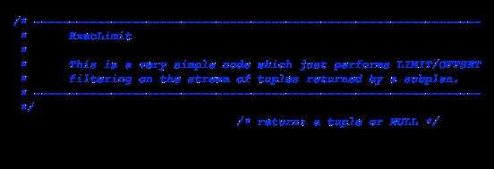 Путешествие запроса Select через внутренности Постгреса - 25
