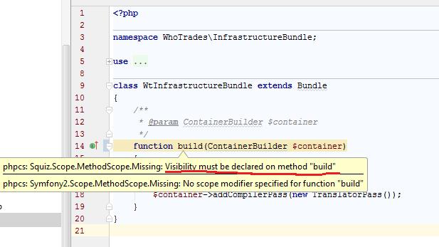 Внедрение code style в разработку - 3