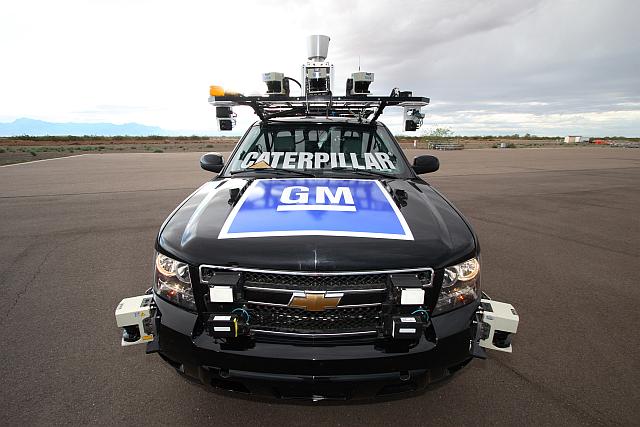 36 проектов беспилотных автомобилей - 10