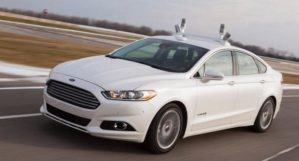 36 проектов беспилотных автомобилей - 12