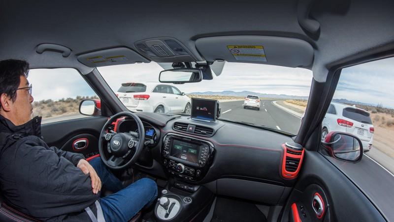 36 проектов беспилотных автомобилей - 14