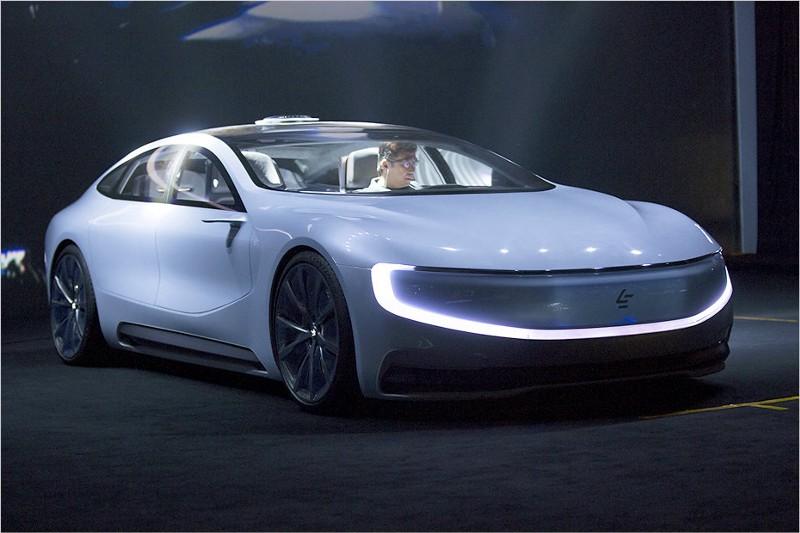 36 проектов беспилотных автомобилей - 16