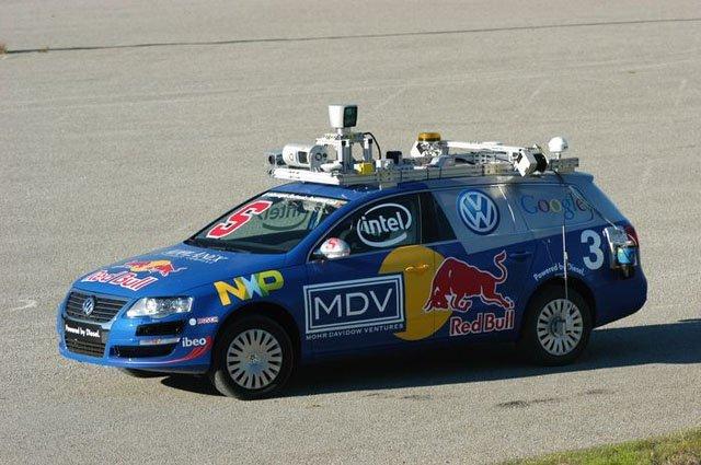 36 проектов беспилотных автомобилей - 19