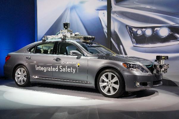 36 проектов беспилотных автомобилей - 20