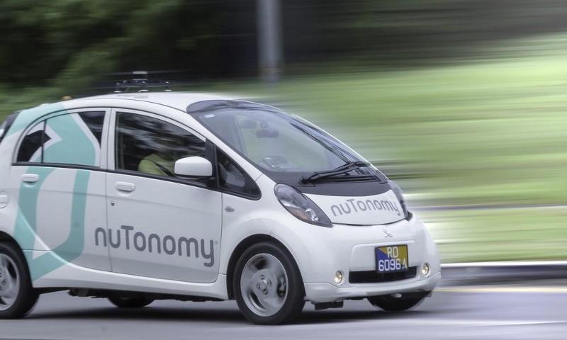 36 проектов беспилотных автомобилей - 26